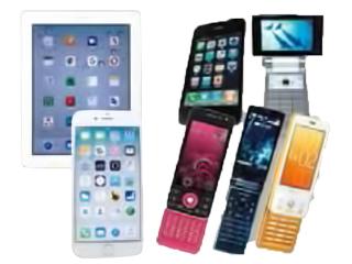 スマホ・タブレット・携帯電話